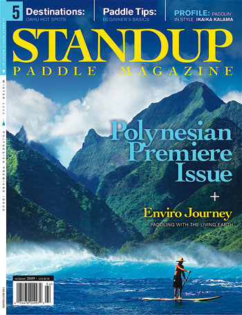 Standup Paddle Magazine - History Of Paddle Boarding